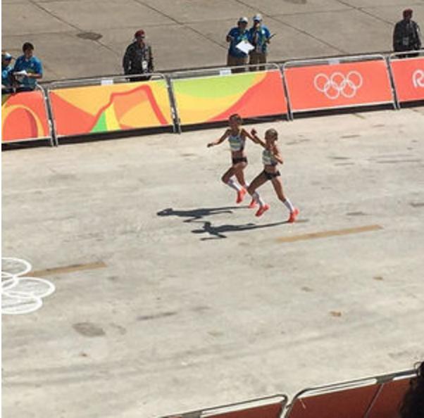 【リオ五輪】女子マラソン。ドイツ代表双子の美人姉妹が「○○ゴール」!!その後、まさかの大バッシング!?