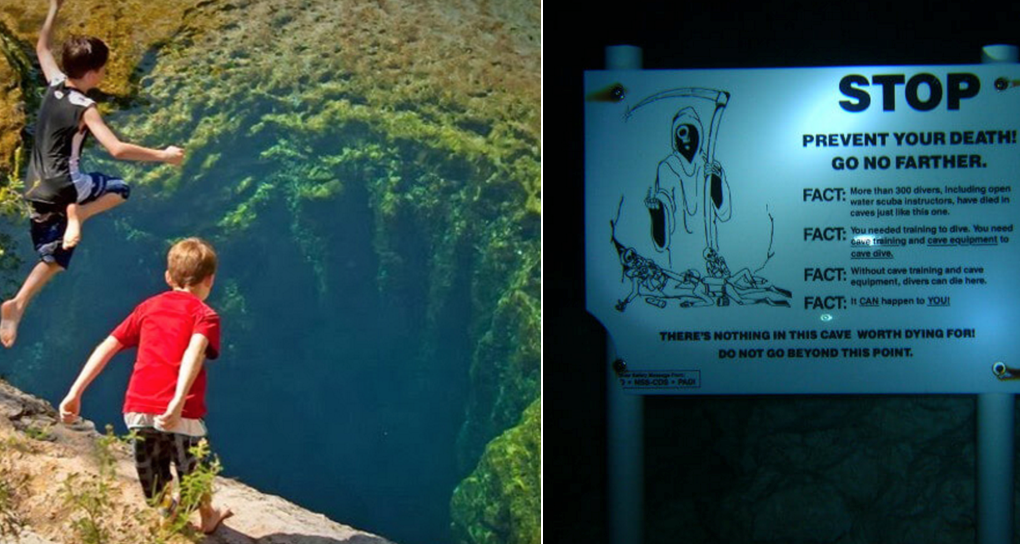 """""""美しすぎる恐怖の池""""に人々は魅了され、数分後多くの人が命を奪い取られる。。。"""