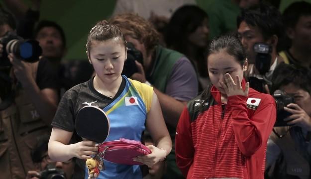 【驚愕】卓球日本を倒した中国の選手…しかし彼女はあるルールによって世界選手権にはどうしても出られない…