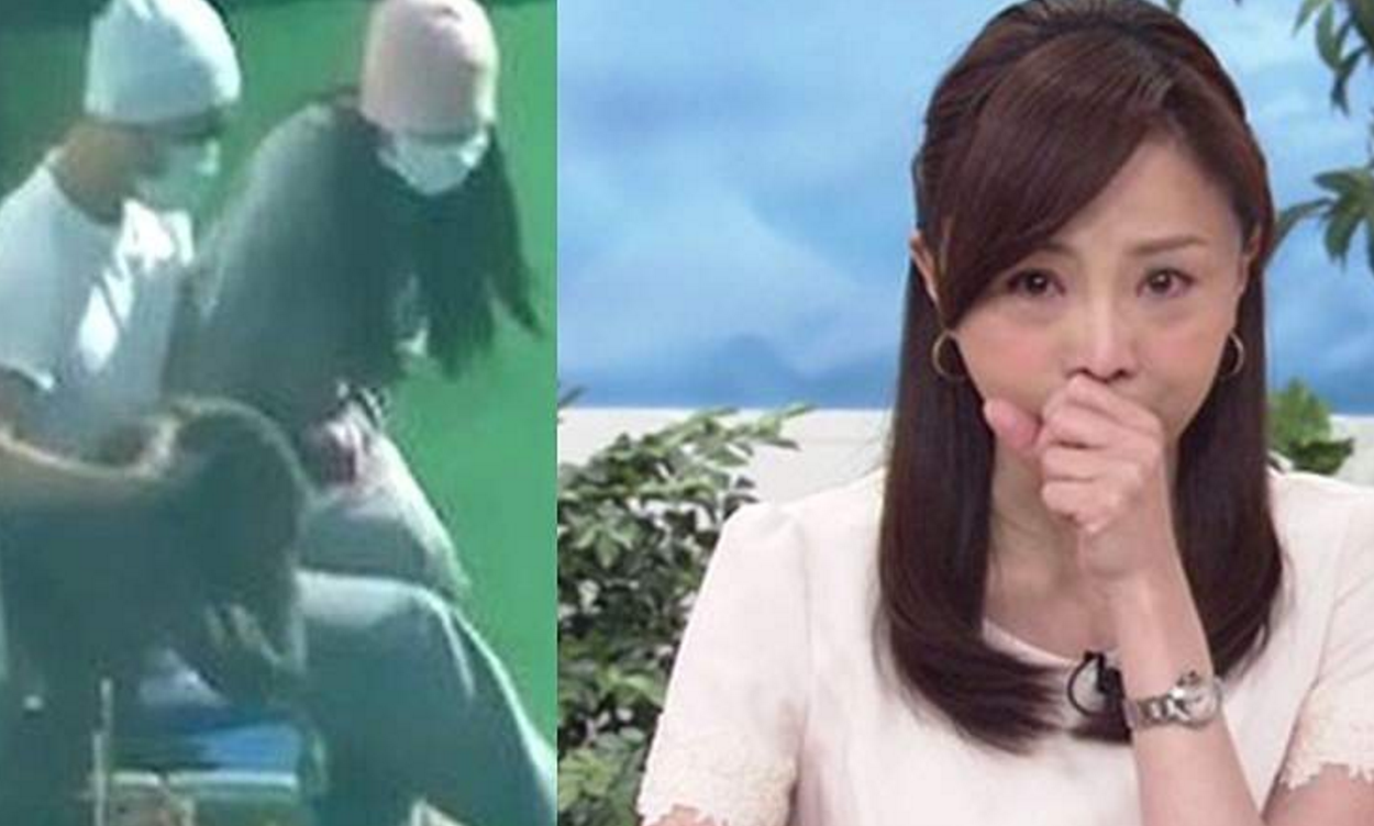 【放送事故】大学時代からの親友で真央さんの病状を知る森本アナが番組中に泣き出してしまう…ついに末期かと噂されている
