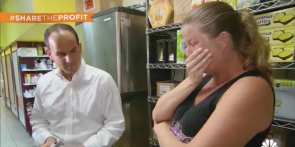 【感動】上司は産休を迎える女性に信じられない言葉を告げる。すると女性は涙ながら頷かずにはいられなかった。