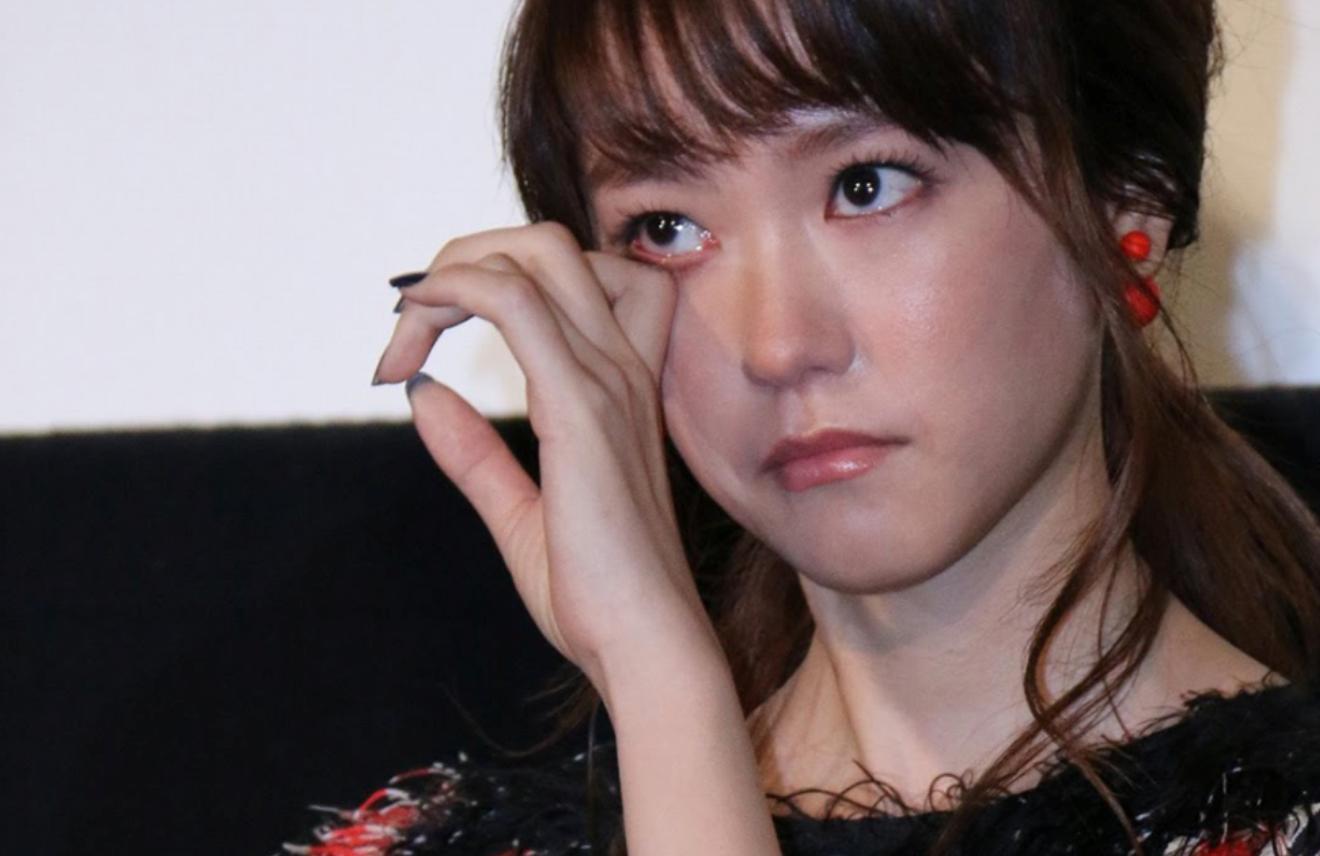 【衝撃】Mステに出演した桐谷美玲さんに非難が殺到!?その上にブログも炎上!!その理由があまりにも可哀想。。。