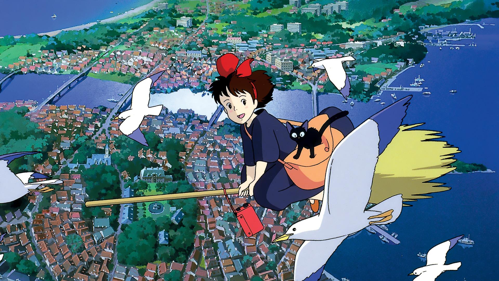 宮崎駿が語ったジブリ『魔女の宅急便』で、魔女キキが猫ジジの言葉をわからなくなった本当の理由!