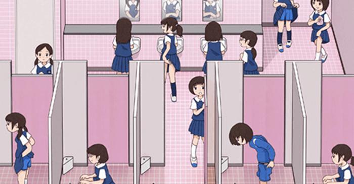 【※超驚愕】知りたくなかった・・・『女子トイレの現実』ランキングを大公開!!
