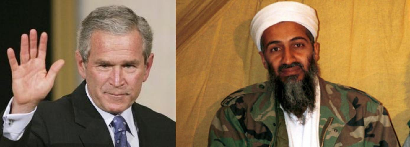 【衝撃】911の犯行は自作自演?元大統領ジョージ・W・ブッシュとビン・ラーディン一族との関係がトランプ氏の重大発言で明らかに!?