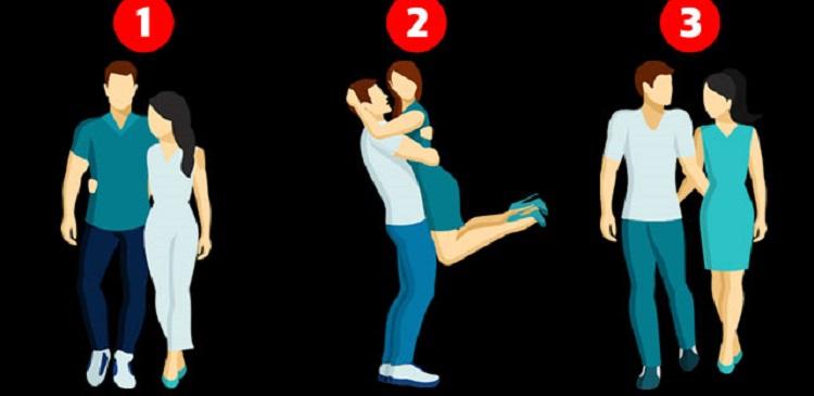 【恋愛診断】3組のラブラブカップルのうち、本当のカップルではないのはどれでしょう??