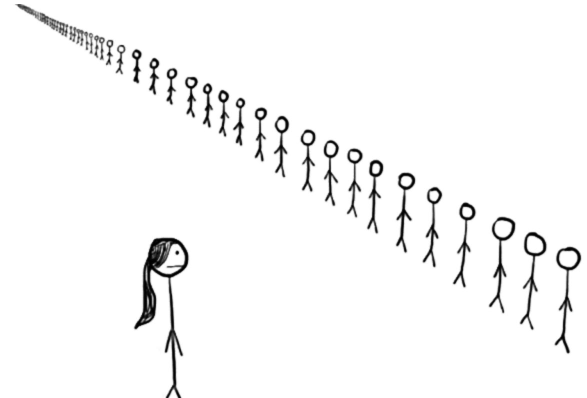 【衝撃】偶然ではない?人は、70億人の中から遺伝子的に自分に似た人をパートナーに選んでいた…