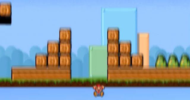【衝撃】マリオは・・・穴から落ちたらどこに行くか知っていますか?