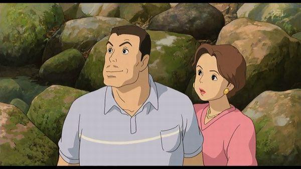【衝撃事実】千尋の両親はあのドラマの二人が声優!!てことは、実質千と千尋の神隠しって…