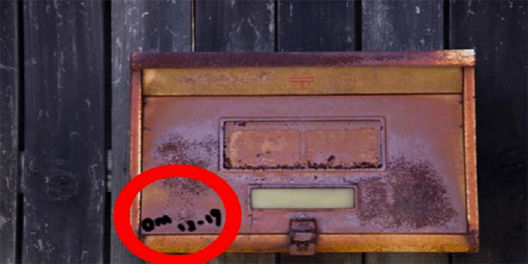 【緊急警告!】家の玄関に『謎のマーキング』があったら、即刻対処しないとガチでヤバイ!!