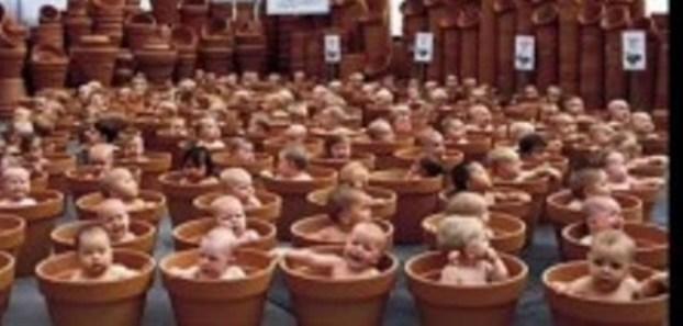 【閲覧注意】恐怖の「赤ん坊製造工場」 ・・・ 子どもを奴隷として売り飛ばすヤミ病院の実態