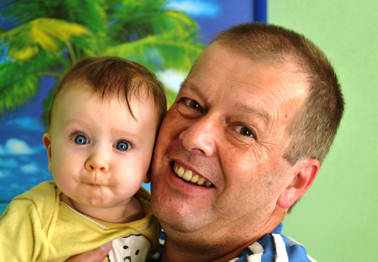 涙無しでは見られない!パパと娘の素敵な愛情にぐっとくる。