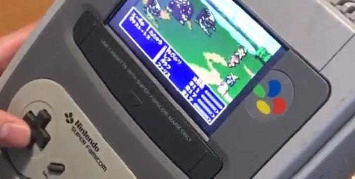 【※天才現る※】スーパーファミコンの斬新かつ実用的な改造が話題に!!