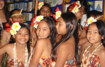 チャモロ族
