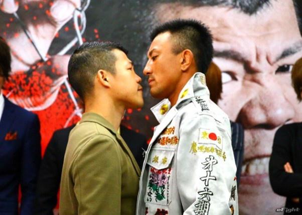 【ボクシング】勝てば1000万!亀田と元暴走族総長が一触即発に「ここでやんのか?」