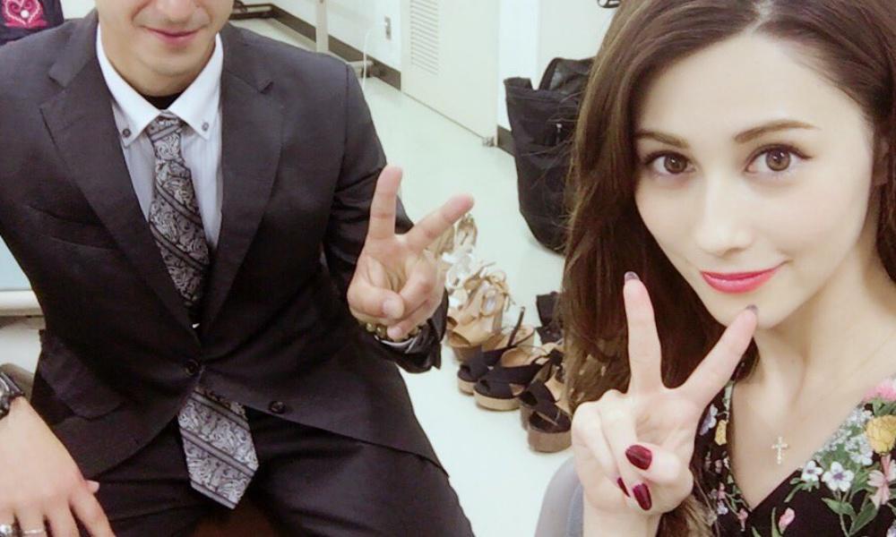 【※驚愕】ダレノガレ朋美がイケメン兄との2ショットを公開!まるで「王子様とお姫様」みたいと話題に!!