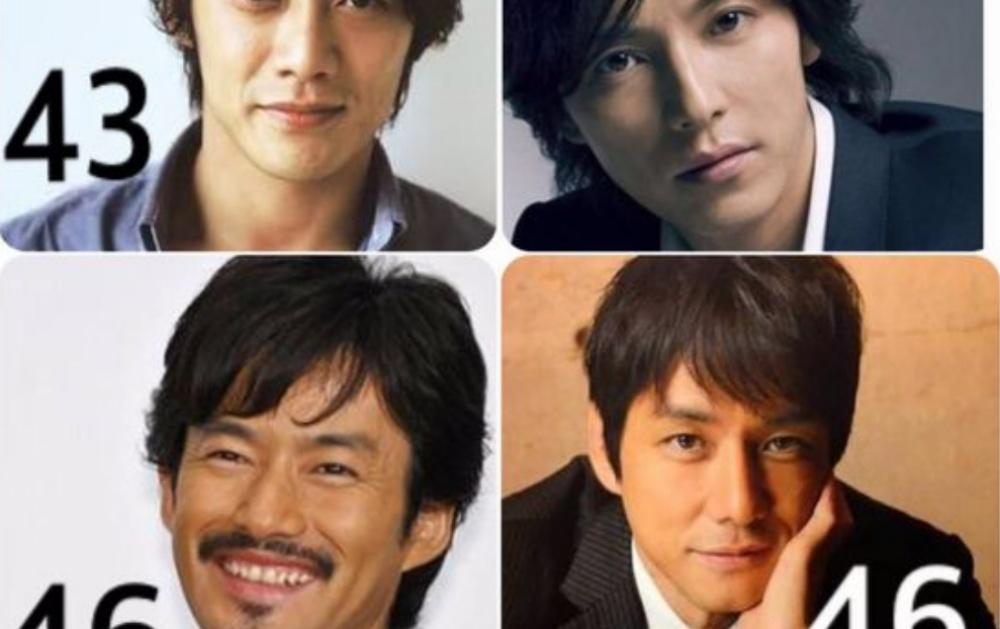 【※必見】最強に渋かっこいい!!日本の40〜50代のハイレベルな俳優たちTOP10