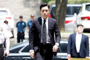 【衝撃】BIGBANGのT.O.P、初公判に出席!大麻を吸引した疑い!?
