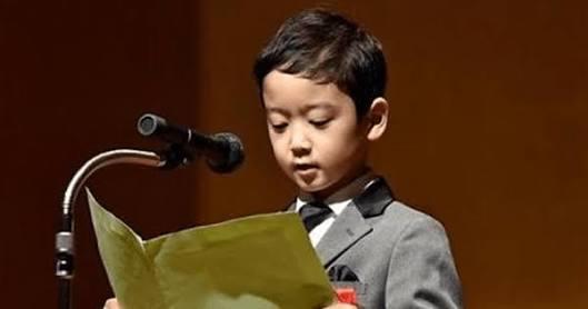 【涙腺崩壊】小学1年生が書いた最優秀賞の作文「てんしのいもうと」が泣ける!