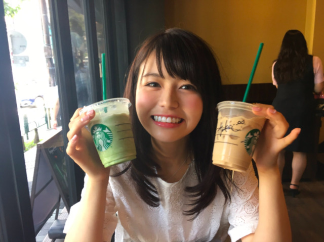 【話題】ミス青学No.4の井口綾子さんのカフェ写真が可愛すぎる→見た人の9割が見過ごす事実に皆さんは気づきましたか?