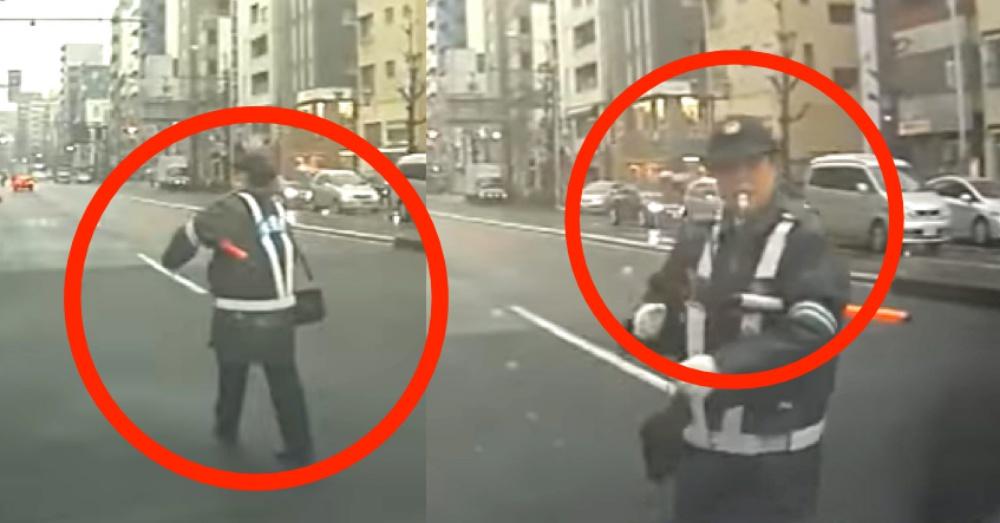 【驚愕】婦警さん危うく誤検挙!!運転手VS 婦警の負けられない戦いが始まる!!ドラコレの存在を知って態度が変わる婦警さんが見もの。