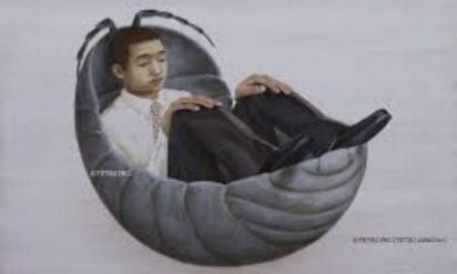 【衝撃】精神病で自殺した日本画家「石田徹也」の世界観が半端ない!見るものの心を震わせる作品TOP10