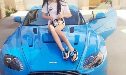 【驚愕】中国のお金持ちの娘のライフスタイルが凄い!