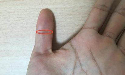 【話題】あなたの左手にある?親指の手相に「仏眼」がある人は?