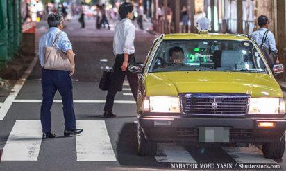 【号泣】メーターは1200円だが、運転手は「料金は600円」理由に涙が溢れる