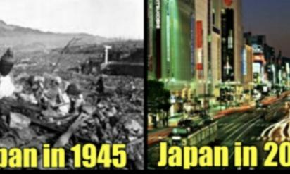 【衝撃】日本とインドやアメリカの対照的な戦後70年に悲痛の声!こんなに違うの‥!?
