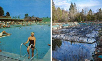 現在、廃墟となり果てた60年代アメリカの華麗なリゾート地の写真12枚