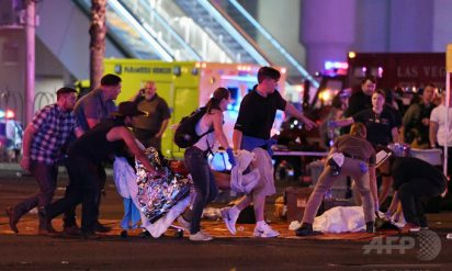 【衝撃】ラスベガス銃乱射事件、本当の犠牲者数は900人超え!?容疑者は裕福なギャンブラー?容疑者の交際相手の滞在場所は?
