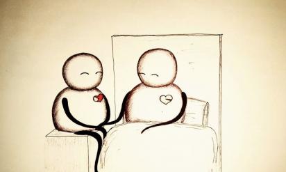 【※恐怖】あなたはこの絵の意味がわかりますか?よく考えると凍りつく恐怖で話題のイラスト!