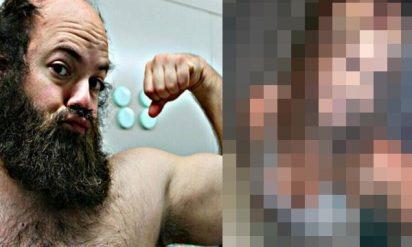 【話題】写真の男性が8ヶ月もの時間をかけ美女に大変身!