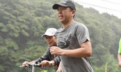 【衝撃】林家たい平の100kmマラソンは実はヤラセだった‥!?