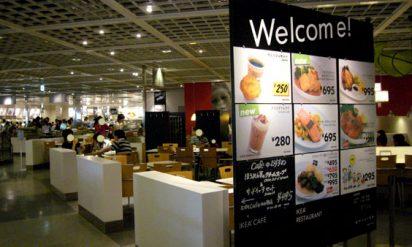 IKEAの一部店舗で実施されているフードコートの混雑対策が「ナイスアイデア」と話題に!!