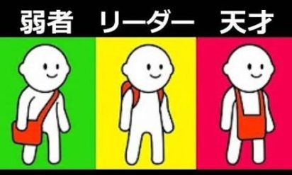 【驚愕】普段のちょっとした癖で分かる性格診断テスト!
