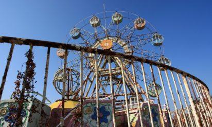 【衝撃】恐怖!廃墟となった国内外の遊園地TOP10