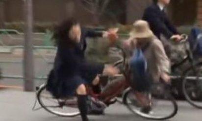 川崎・自転車スマホ事故で書類送検された女子大生がとんでもないやつだったことが判明!ネットで大炎上!!