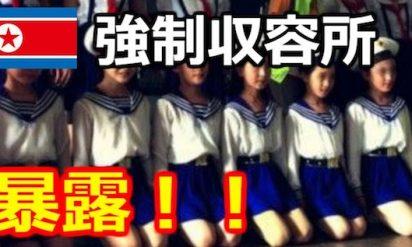 【衝撃】北朝鮮の強制収容所の実態が脱北者の証言で明らかに…政治犯女性は保衛員の●奴隷のように扱われていた‥