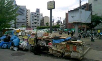 【衝撃】日本で一番危険なスラム街「西成あいりん地区」の実態!闇が深過ぎる…