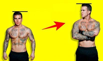 【驚愕】悩んでる人必見!たった1週間で背が高くなる9つの簡単な方法!