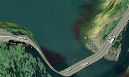 【驚愕】世界に実在する危険な道路10選がガチでヤバい!命がけで走るしかない‥