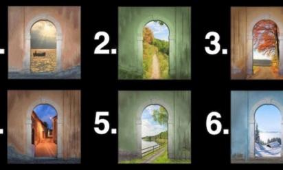 どの扉を選んだかでわかる「深層心理テスト」が当たりすぎ!あなたが無意識に望んでいる人生観が明らかに!
