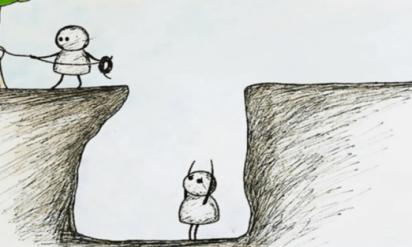 あなたはこの絵の意味が理解できますか?意味がわかると恐怖で凍りつく話題のイラスト10選