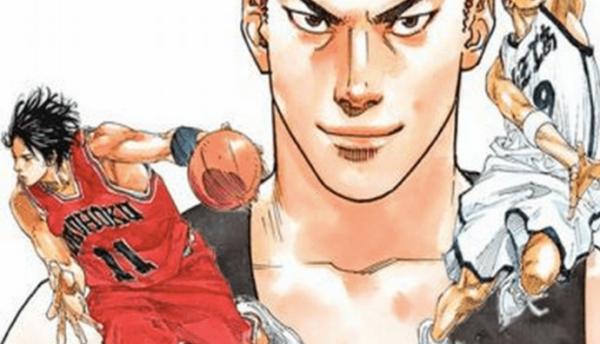 衝撃】今年6月、新たに描き下ろし!井上雄彦先生がスラムダンクを5年 ...