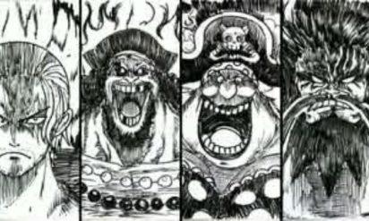 『ワンピース』、遂に明かされる【5人の皇帝】の戦闘力がヤバすぎる!!