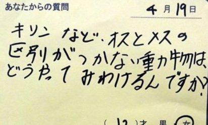 【観覧車の中に置いてあるノートに書いてあった内容に(笑)】包み隠さず言いますよ!(笑)「包み隠さず伝えます!」8選
