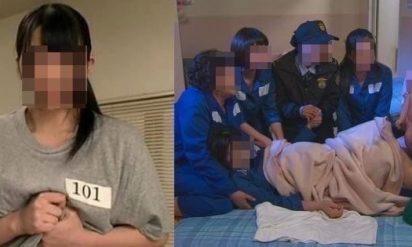 【驚愕】厳しい刑務所の出産事情!「出産時に手錠させられたふざけんな!生まれてすぐ離れ離れ…」