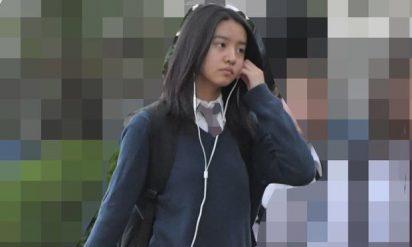 【衝撃】木村拓哉の娘 Koki,の下校姿を激写!秋物の制服を身にまとい…!(※画像あり)